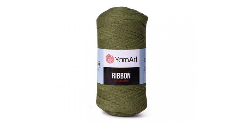 Большой выбор ленточной пряжи Ribbon в наличии на нашем сайте.